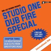studio one dub fire special - cd