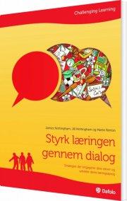 styrk læringen gennem dialog - bog