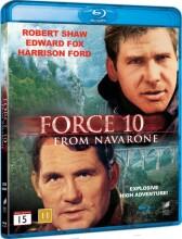 styrke 10 fra navarone - Blu-Ray
