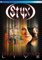 styx - grand illusion & pieces of eight - Blu-Ray