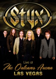 styx - live at the orleans arena, las vegas - DVD
