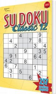 sudoku classic 12 - bog