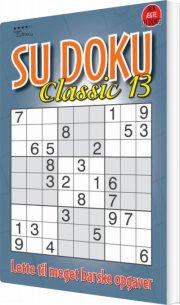 sudoku classic 13 - bog
