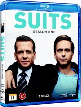 suits - sæson 1 - Blu-Ray