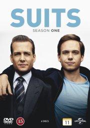suits - sæson 1 - DVD