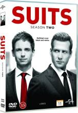 suits - sæson 2 - DVD