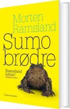 sumobrødre - bog