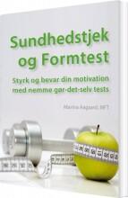 sundhedstjek og formtest - bog