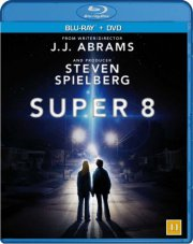 super 8  - BLU-RAY + DVD