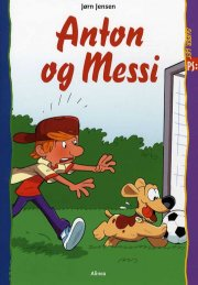 super let ps, anton og messi - bog