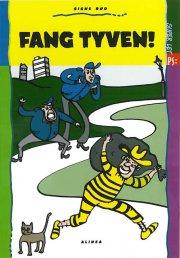 super let ps, fang tyven! - bog