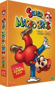 super mario boks - 1-4 - DVD