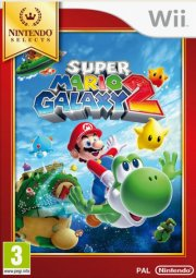 super mario galaxy 2 (selects) - wii