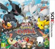 super pokemon rumble - nintendo 3ds