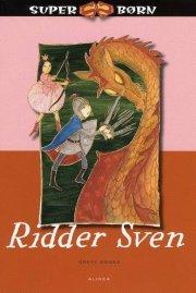 superbørn, ridder sven - bog