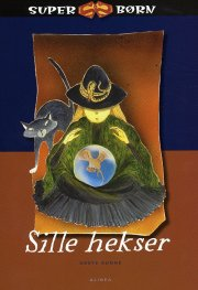 superbørn, sille hekser - bog