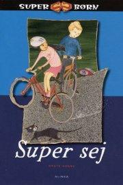 superbørn, super sej - bog