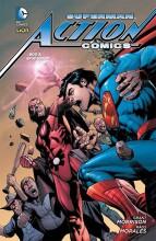 superman action comics - bog