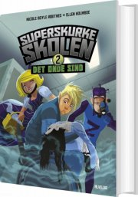 superskurkeskolen 2: det onde sind - bog