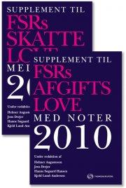 supplement til fsrs skatte- og afgiftslove 2010 - bog