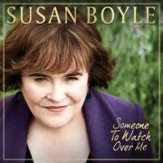 susan boyle - someone to watch over me - cd