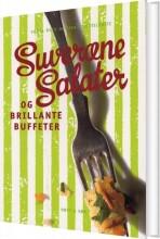suveræne salater og brillante buffeter - bog