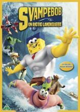 svampebob firkant film: en rigtig landkrabbe - DVD