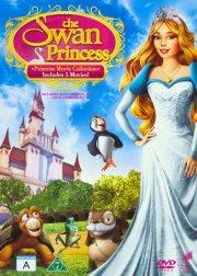 svaneprinsessen - boks - DVD