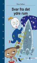 svar fra det ydre rum - bog