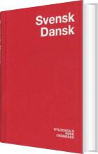 svensk-dansk ordbog - bog