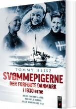 svømmepigerne der forførte danmark - bog