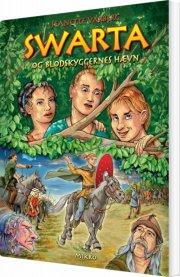 swarta og blodskyggernes hævn - bog