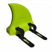 swimfin hajfinne / svømmefinne til børn - grøn - Bade Og Strandlegetøj