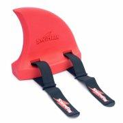 swimfin hajfinne / svømmefinne til børn - rød - Bade Og Strandlegetøj