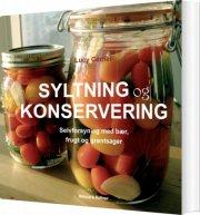 syltning og konservering - bog