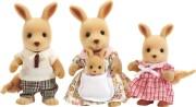 sylvanian families - kænguro familien - Dukker