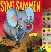 syng sammen - de bedste sange for børn - bog