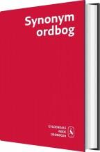 synonymordbog - bog