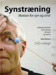 synstræning, motion for syn og sind - incl.dvd - bog