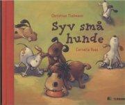 syv små hunde - bog