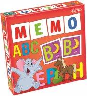 abc memo / vendespil - tactic - Brætspil