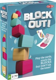block out spil - tactic - Brætspil