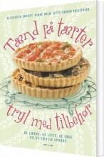 tænd på tærter - bog