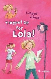 tæppet op for lola! - bog