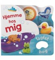 tag-fat bog: hjemme hos mig - bog