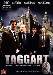 taggart box - genesis / the caring game / lifeline - DVD