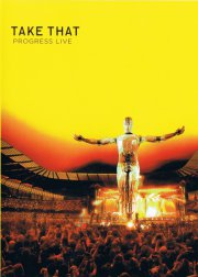 take that - progress live - DVD