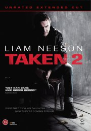 taken 2 - unrated extended cut - DVD