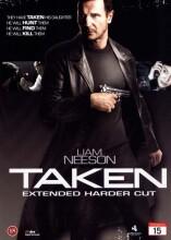 taken - extended harder cut - DVD