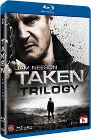 taken trilogi - Blu-Ray
